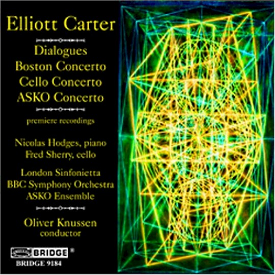 The Music of Elliott Carter, Volume Seven