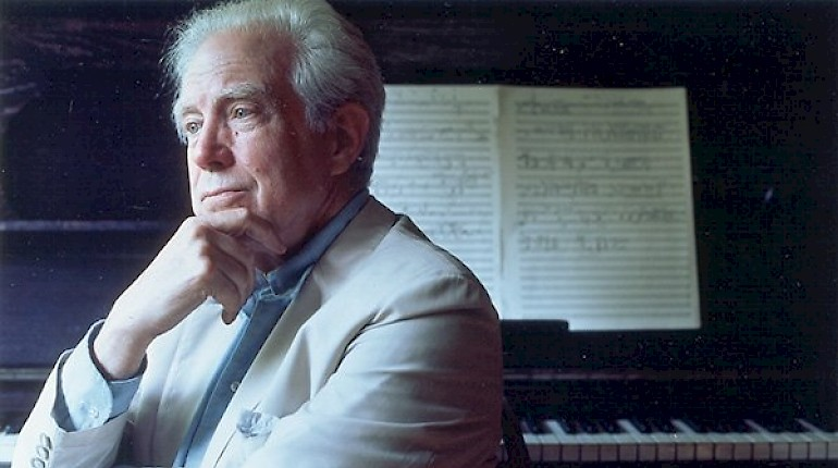 Alan Baker Interviews Elliott Carter