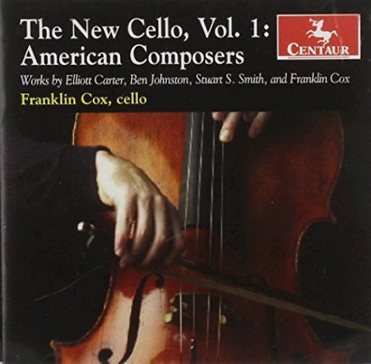 Franklin Cox: The New Cello, Vol. 1: American Composers