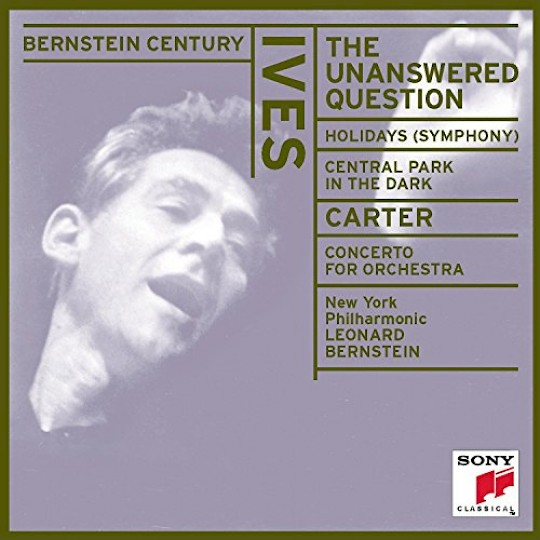 Ives: The Unanswered Question; Elliott Carter: Concerto for Orchestra