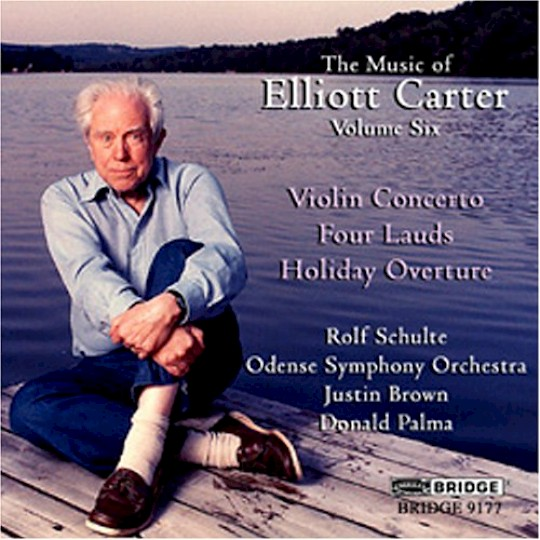 The Music of Elliott Carter, Volume Six