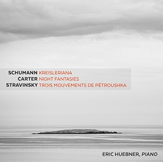 Eric Huebner plays Schumann, Carter, and Stravinsky