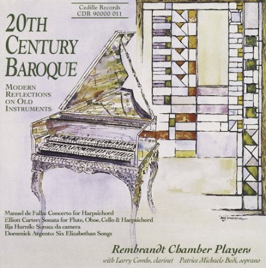 Rembrandt Chamber Players: 20th Century Baroque