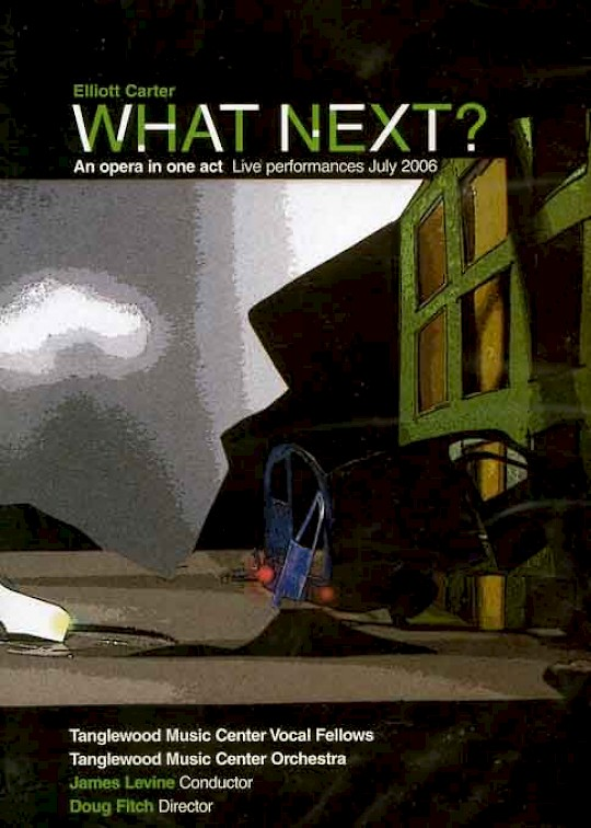 What Next? (DVD)