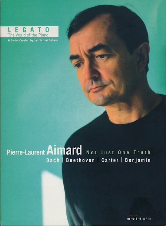 Pierre-Laurent Aimard: Not Just One Truth (DVD)