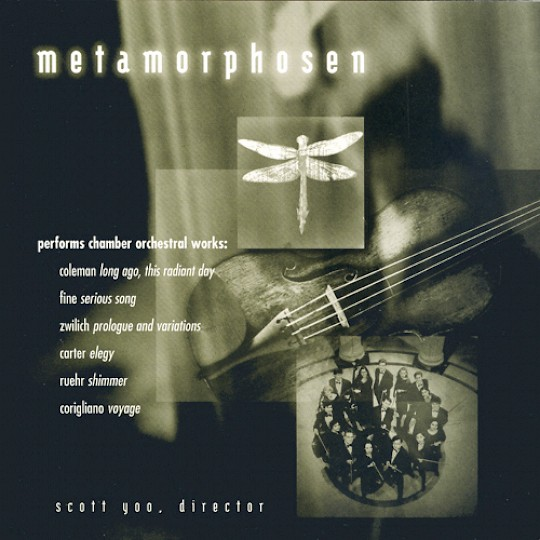 Metamorphosen Chamber Orchestra: American Works for Chamber Orchestra