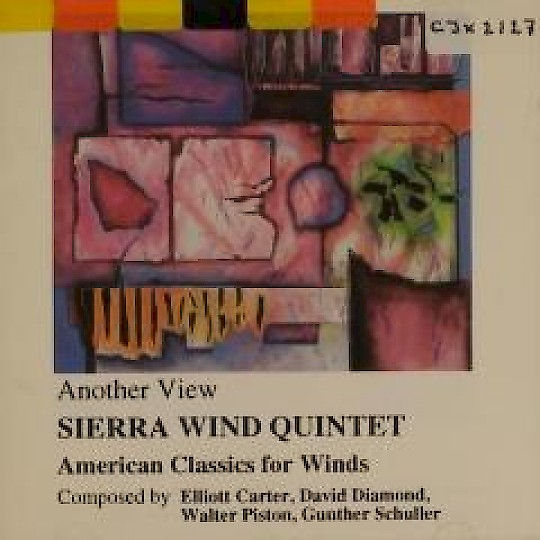 Sierra Wind Quintet: Another View: American Classics for Winds