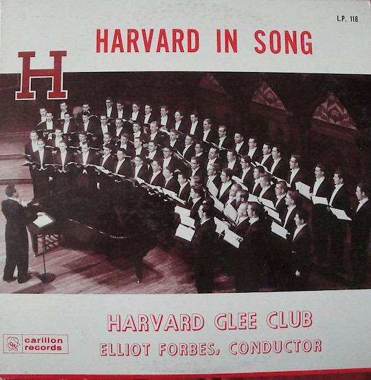 Harvard in Song