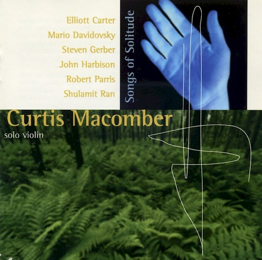 Curtis Macomber: Songs of Solitude