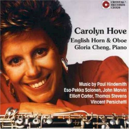 Carolyn Hove: 20th Century Music for English Horn and Oboe