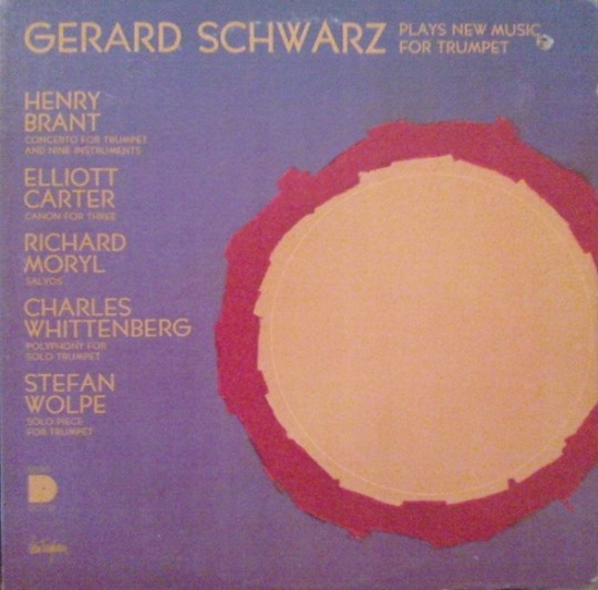 New Music for Trumpet, Played by Gerard Schwarz