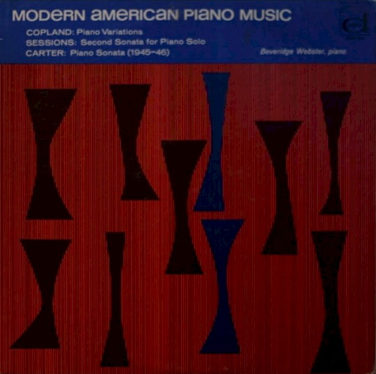Beveridge Webster: Modern American Piano Music