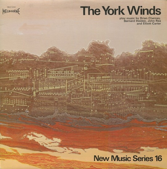 The York Winds Play Music