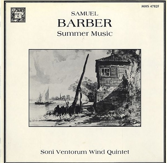 Soni Ventorum Wind Quintet: Summer Music