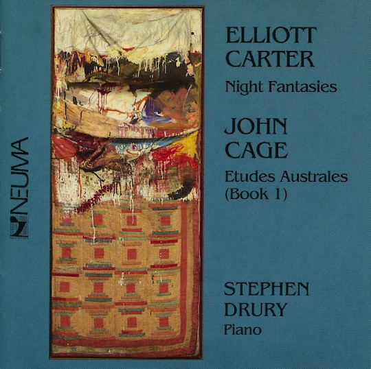 Stephen Drury: Contemporary Piano Music