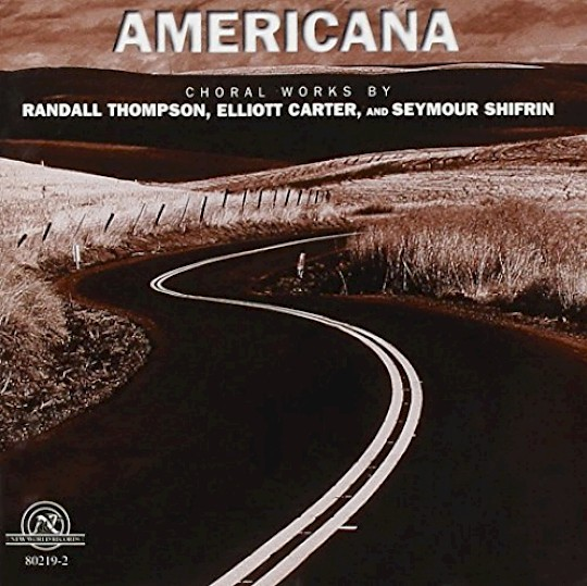 University of Michigan Chamber Choir: Americana