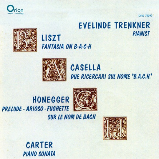 Elliott Carter Beveridge Webster Bernard Greenhouse Anthony Makas Sonata For PianoSonata For Violonc