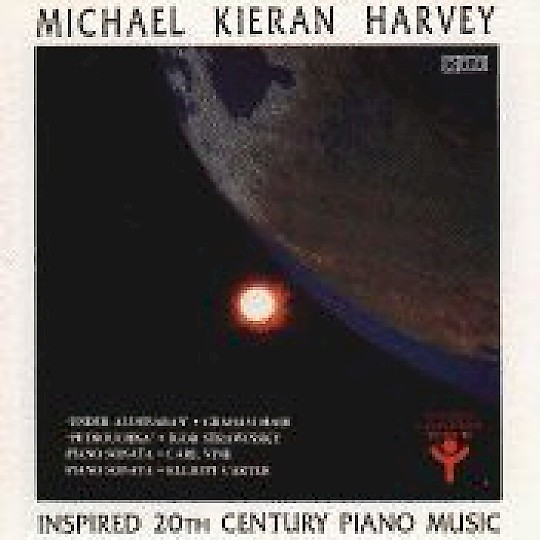 Michael Kieran Harvey: Inspired 20th Century Piano Music