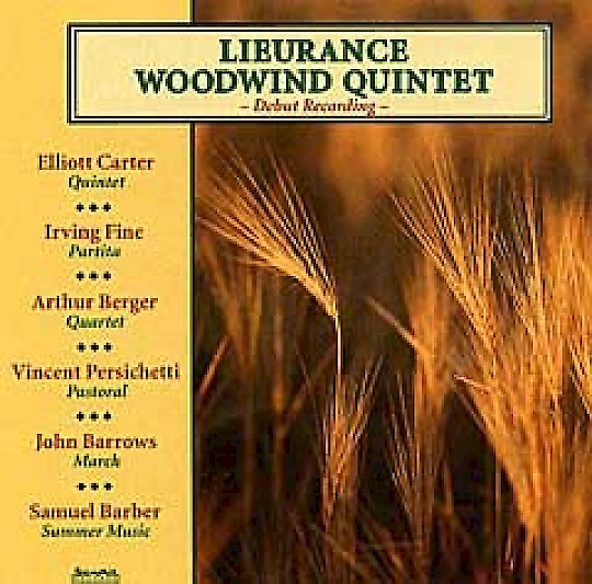 Lieurance Woodwind Quintet: Debut Recording