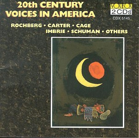 20th Century Voices in America
