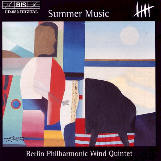 Berlin Philharmonic Wind Quintet: Summer Music