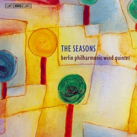 Berlin Philharmonic Wind Quintet: The Seasons