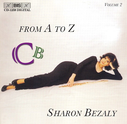 Sharon Bezaly: From A to Z, Vol. 2