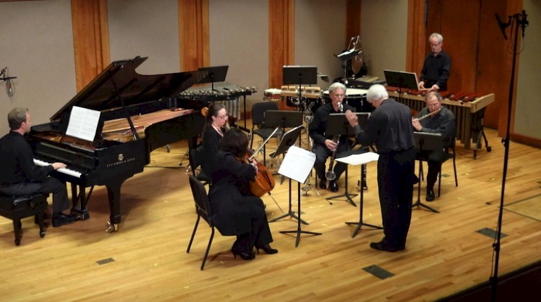 Collage New Music: A Conversation on Elliott Carter