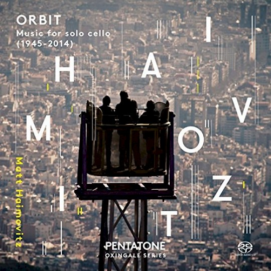Orbit: Music for Solo Cello (1945-2014)