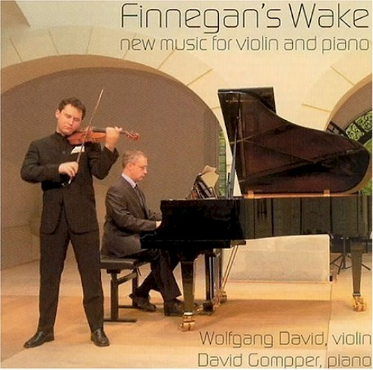 Wolfgang David: Finnegan's Wake