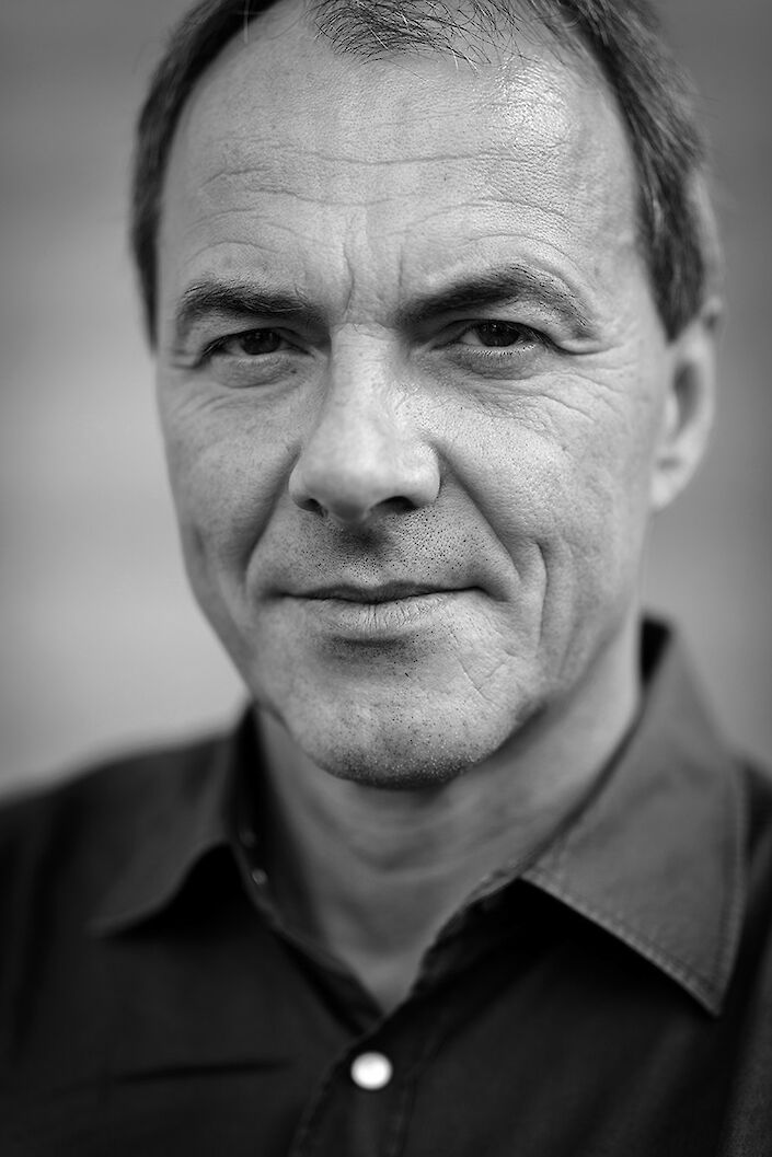 Hans Peter Achberger. Photo by Artan Huersever