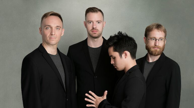JACK Quartet Digital Residency at Library of Congress